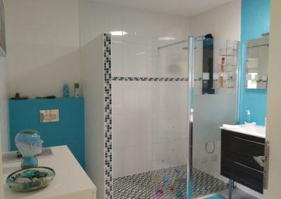 Location T2 salle de bain