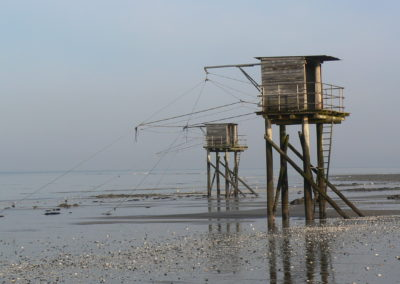 Cabane des pêcheurs